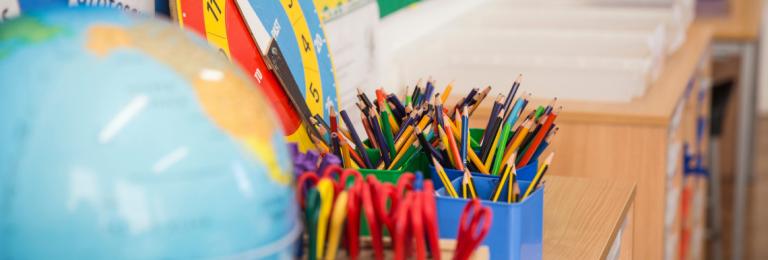 Kindergarten Roundup for 2021-22 School Year